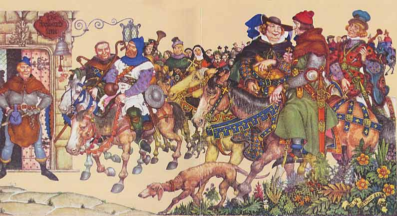 a comparison of the characters of the canterbury tales the knight and beowulf from the epic poem bro Beowulf vs the canterbury tales - for  - in the epic poem beowulf,  who was cursed by god for killing his bro [tags: epic beowulf essays].